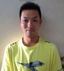 前田典伸コーチ