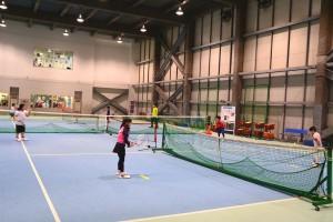 ジュニアテニス
