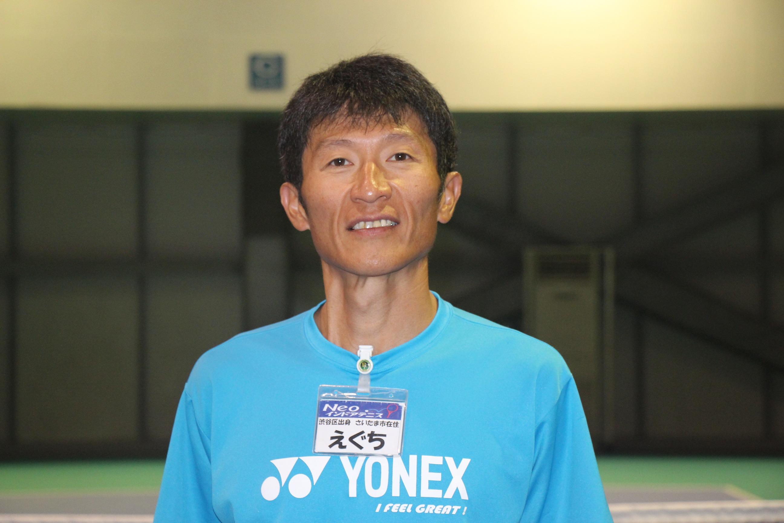 江口貴和(えぐちよしかず) コーチ