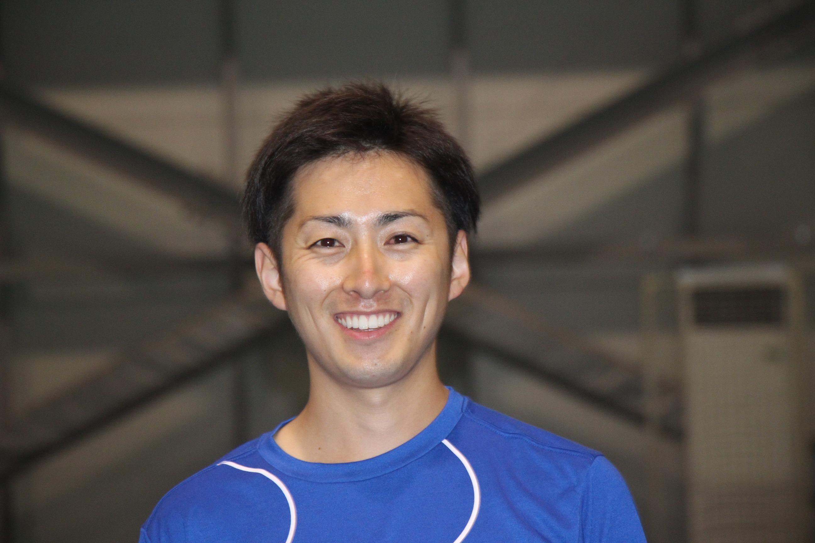 花里拓也(はなざとたくや) コーチ