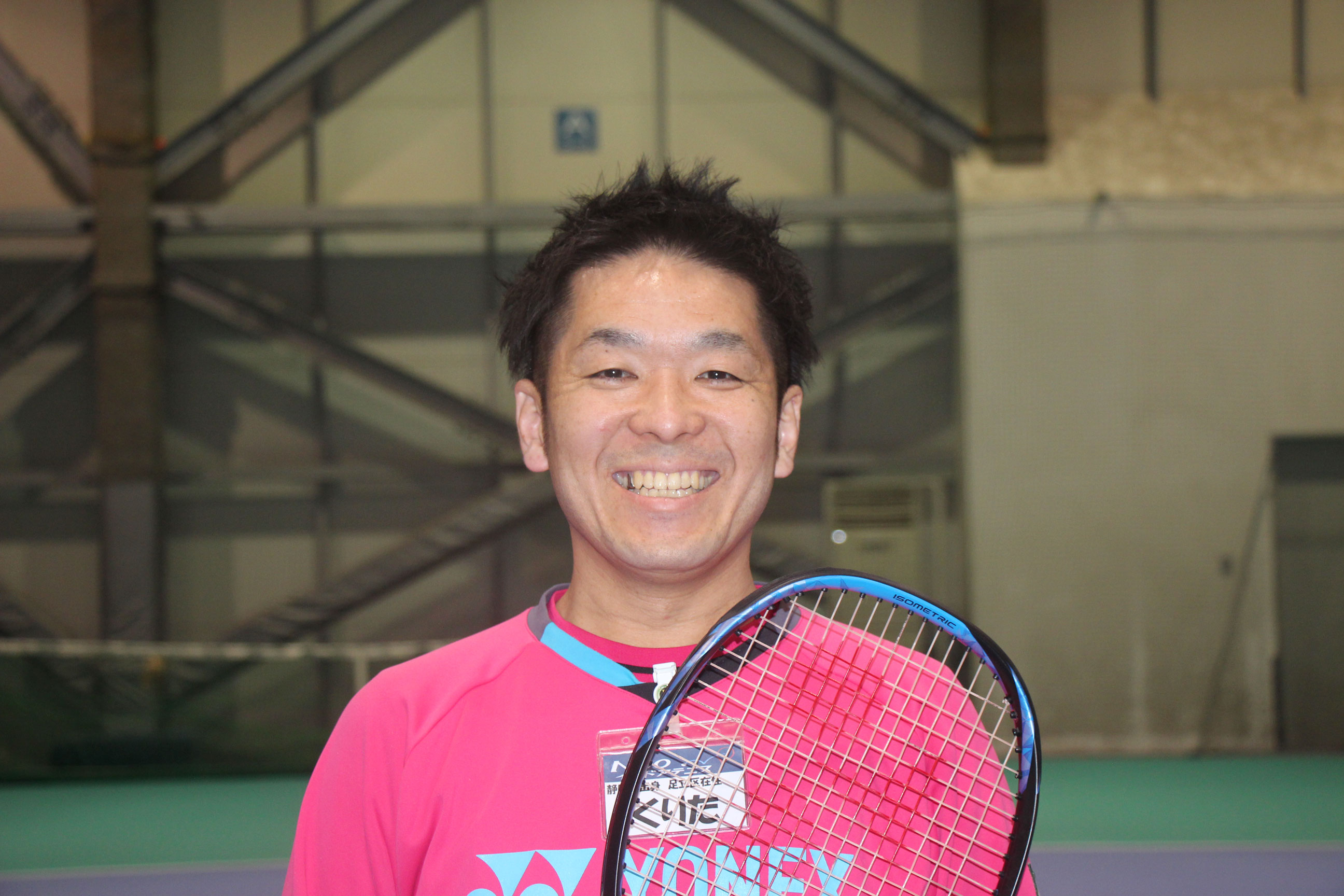 栗田晃男(くりたあきお) コーチ