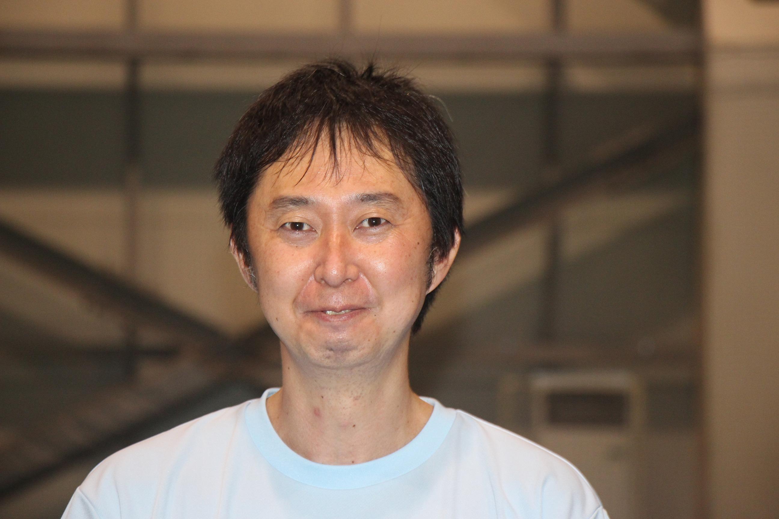 中川裕基(なかがわゆうき) コーチ