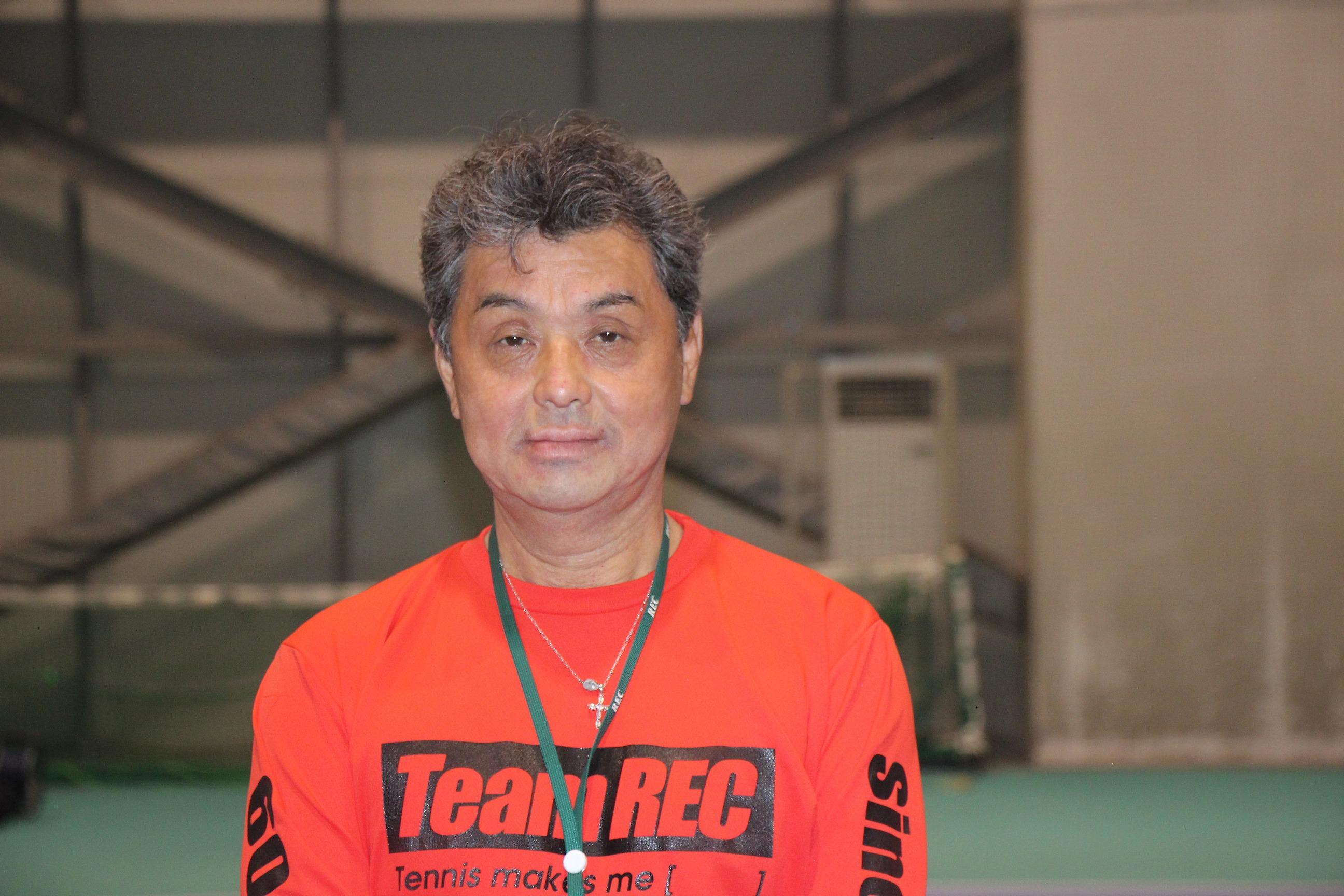 佐藤晃宏(さとうあきひろ) コーチ