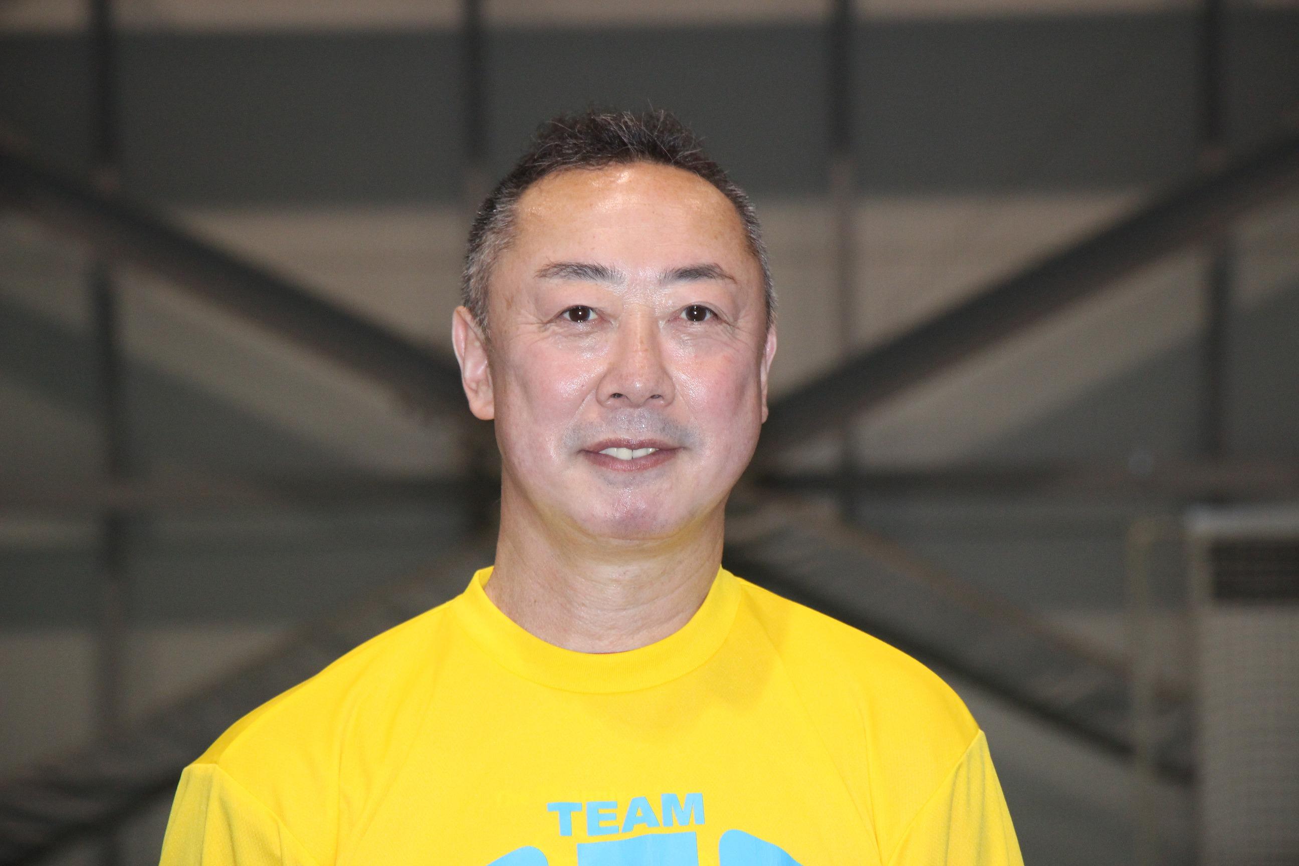 関根久実信(せきねくみのぶ) コーチ