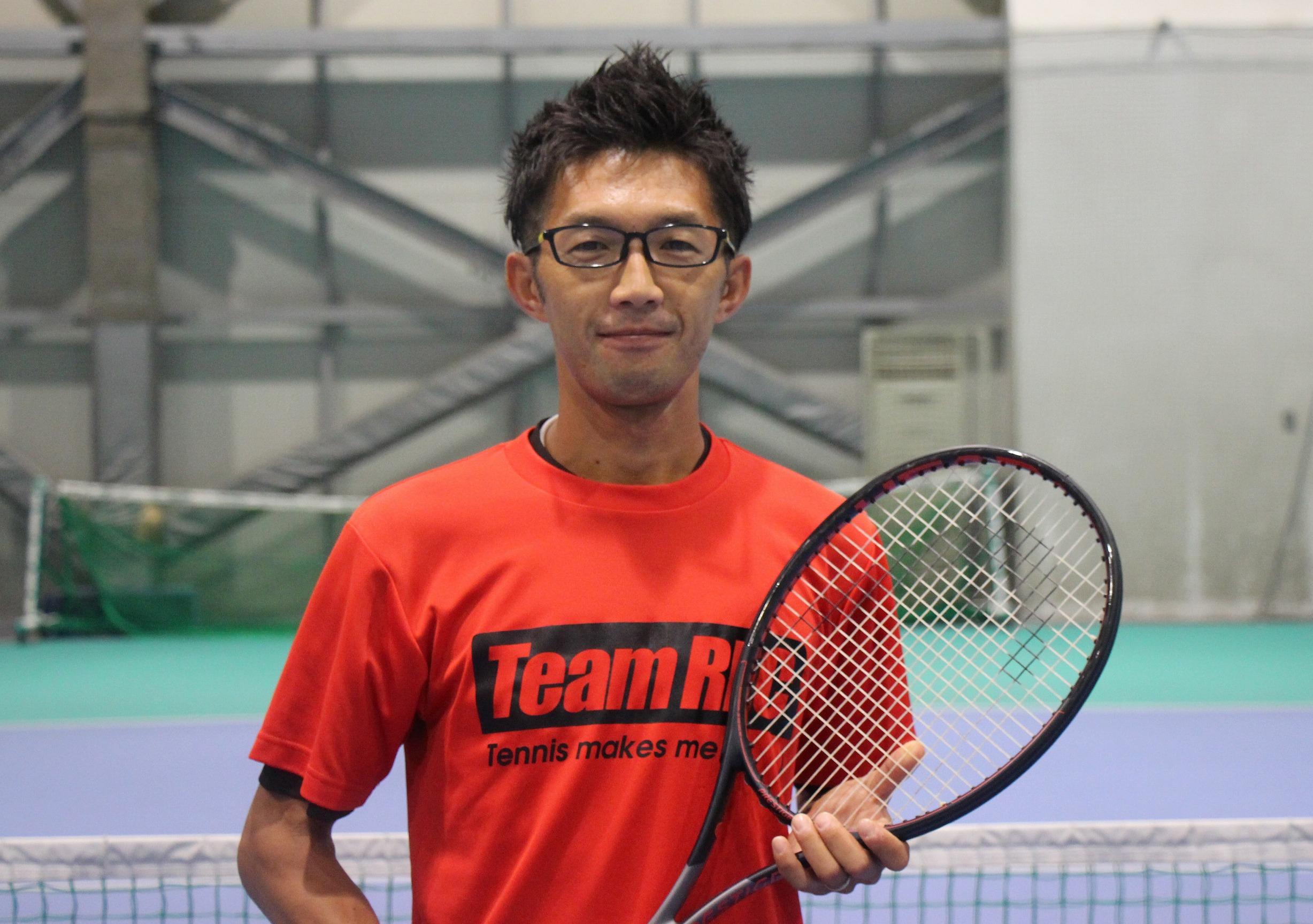田中 慎一(たなか しんいち)コーチ